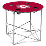 Alabama Crimson Tide Round Tailgating Table