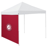 Alabama Tent Side Panel w/ Crimson Tide Logo - Logo Brand