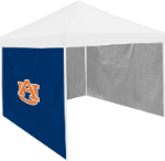 Auburn Tent Side Panel w/ Tigers Logo - Logo Brand
