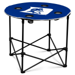 Duke Blue Devils Round Tailgating Table