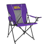 East Carolina Game Time Chair w/ Pirates Logo