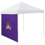 East Carolina Tent Side Panel w/ Pirates Logo - Logo Brand
