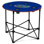 Florida Gators Round Tailgating Table