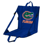 Florida Stadium Seat w/ Gators Logo - Cushioned Back