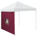 Florida State Tent Side Panel w/ Seminoles Logo - Logo Brand