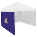 LSU Tent Side Panel w/ Tigers Logo - Logo Brand