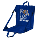 Memphis Stadium Seat w/ Tigers Logo - Cushioned Back