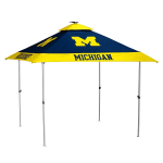 Michigan Pagoda Tent w/ Wolverines Logo