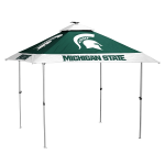 Michigan State Pagoda Tent w/ Spartans Logo