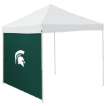 Michigan State Tent Side Panel w/ Spartans Logo - Logo Brand