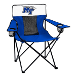 Middle Tennessee State Elite Chair w/ Blue Raiders Logo