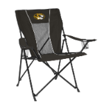 Missouri Game Time Chair w/ Tigers Logo
