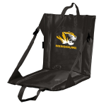 Missouri Stadium Seat w/ Tigers Logo - Cushioned Back