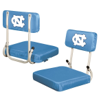 North Carolina Stadium Seat w/ Tar Heels Logo - Hardback