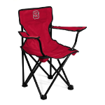 NC State Toddler Chair w/ Wolfpack Logo