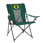 Oregon Game Time Chair w/ Ducks Logo