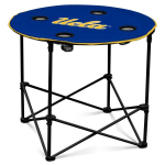 UCLA Bruins Round Tailgating Table