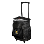 Wichita State Rolling Cooler w/ Shockers Logo - 24 Cans