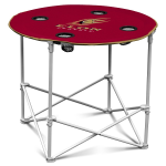 Elon University Phoenix Round Tailgating Table