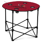 Arizona Cardinals Round Tailgating Table