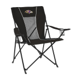 Baltimore Game Time Chair w/ Ravens Logo