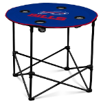 Buffalo Bills Round Tailgating Table