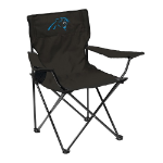 Carolina Quad Chair w/ Panthers Logo