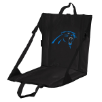 Carolina Stadium Seat w/ Panthers Logo - Cushioned Back