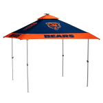 Chicago Pagoda Tent w/ Bears Logo