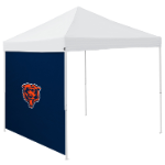 Chicago Tent Side Panel w/ Bears Logo - Logo Brand