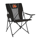Cincinnati Game Time Chair w/ Bengals Logo