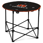 Cincinnati Bengals Round Tailgating Table
