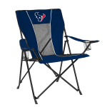 Houston Game Time Chair w/ Texans Logo