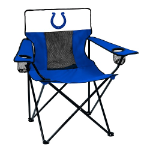 Indianapolis Elite Chair w/ Colts Logo