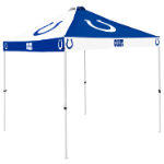 Indianapolis Tent w/ Colts Logo - 9 x 9 Checkerboard Canopy