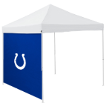 Indianapolis Tent Side Panel w/ Colts Logo - Logo Brand