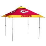 Kansas City Pagoda Tent w/ Chiefs Logo