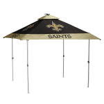 New Orleans Pagoda Tent w/ Saints Logo