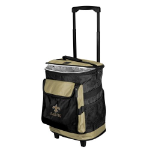 New Orleans Rolling Cooler w/ Saints Logo - 24 Cans