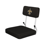 New Orleans Stadium Seat w/ Saints Logo - Hardback