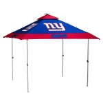 New York Pagoda Tent w/ Giants Logo