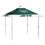 New York Pagoda Tent w/ Jets Logo