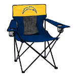 Los Angeles Elite Chair w/ Chargers Logo