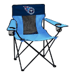 Tennessee Elite Chair w/ Titans Logo