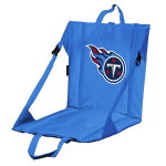 Tennessee Stadium Seat w/ Titans Logo - Cushioned Back