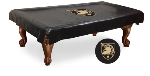 Military Academy Pool Table Cover w/ Black Knights Logo