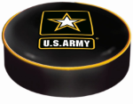 US Army Bar Stool Seat Cover
