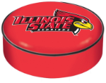 Illinois State Redbirds Bar Stool Seat Cover