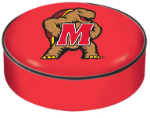 Maryland Terrapins Bar Stool Seat Cover