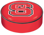 NC State Wolfpack Bar Stool Seat Cover
